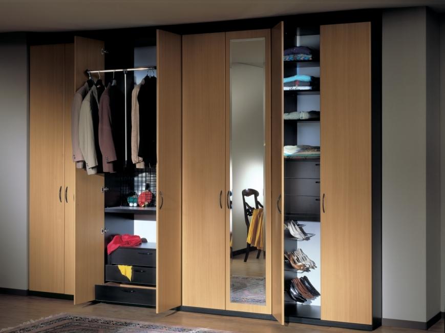 armadio faggio - Benigni Mobili