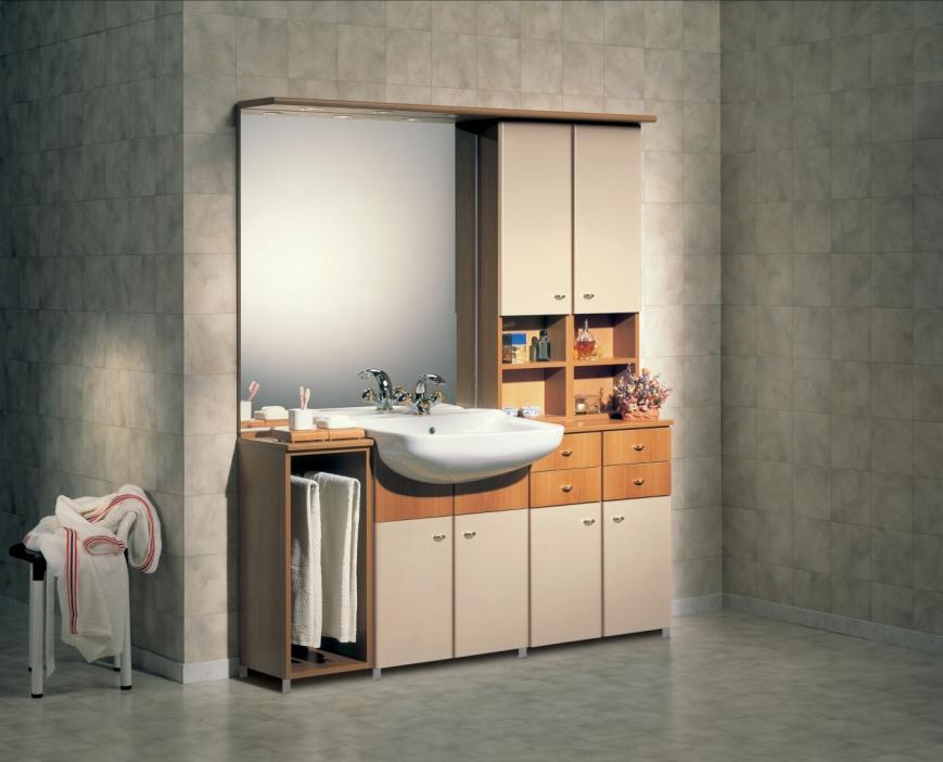 Mobile Sottolavabo Bagno Lidl ~ Idee creative del moderno design casa