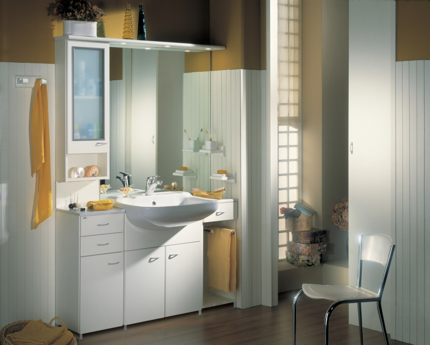 Home Bagno Mobili Per Bagno Mobili Alti Pictures to pin on Pinterest